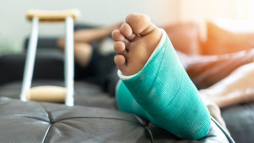 Artroplastia total do tornozelo